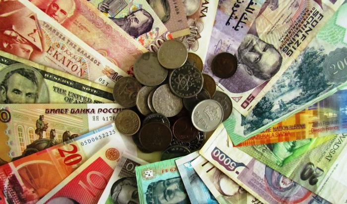 valiutų skaičiuoklė