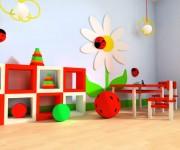 vaiku kambariu dekoras