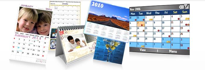 Kalendorių spausdinimas