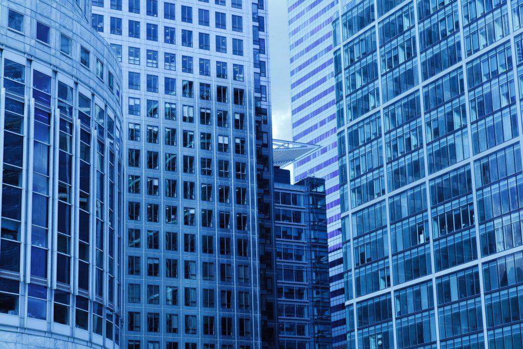 Miesto objektu fasadai